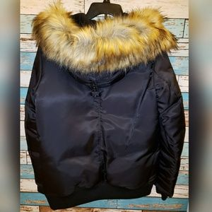 Faux Fur Jacket 😍 NWT